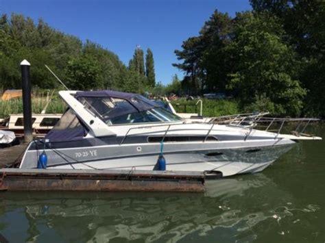 motorboot polyester motorboot cruiser polyester 258pk speedboat four winns