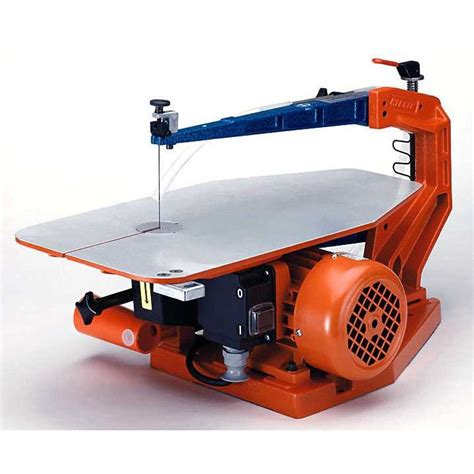 Hegner Scrollsaw Multicut 1 With Speed Control