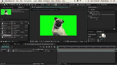 after effects after effects tutorial learn the basics