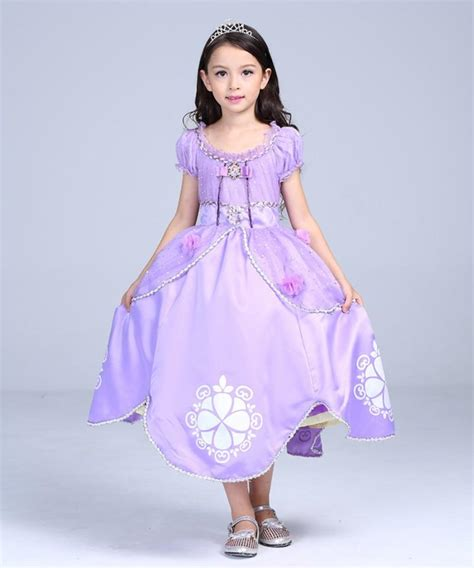 Dres Big Sofia princess sofia dress sofia princess purple