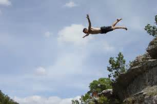 Cliff Jumping Cliff Jump By Benmathews On Deviantart