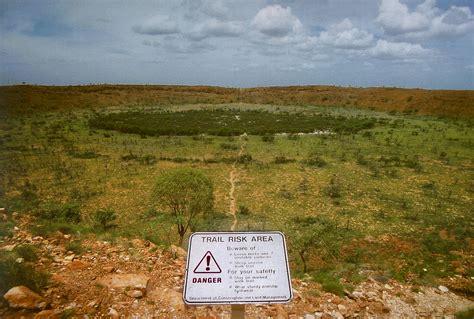 wolfe creek meteorite crater national park wikipedia