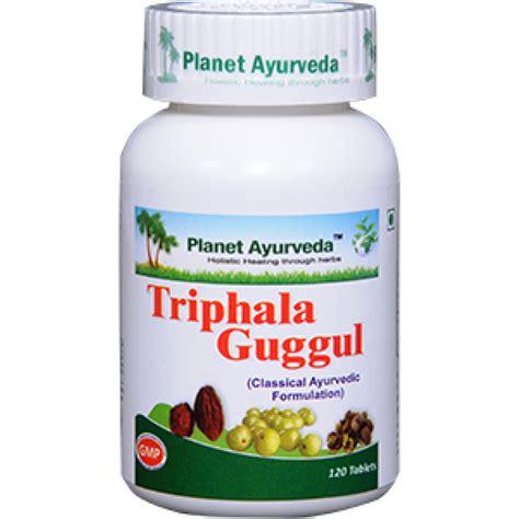 Planet K Detox by Triphala Guggulu Weight Loss Reviews Dandk