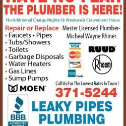 Aberle Plumbing by Leaky Pipes Plumbing Plumbers 720 Valhigh Rd West Des