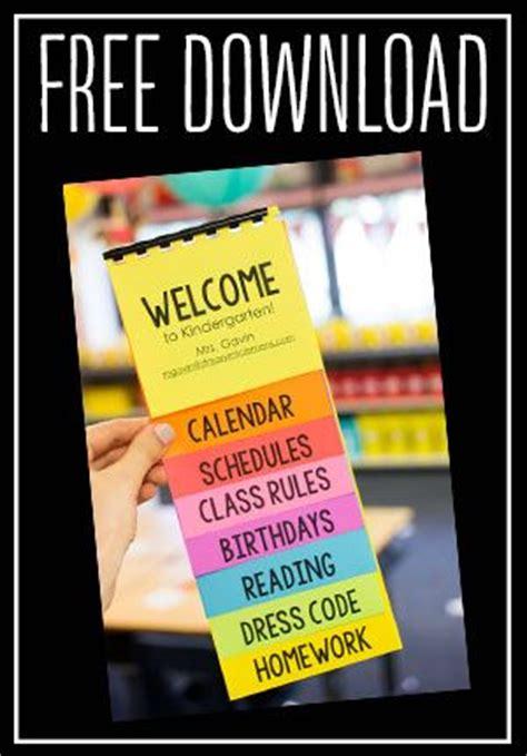 17 Best Ideas About Parent Handbook On Pinterest Parent Night Back To School Newsletter And Parent Handbook Template