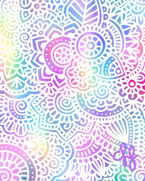 background zentangle zentangle art con colores pastel art pinterest