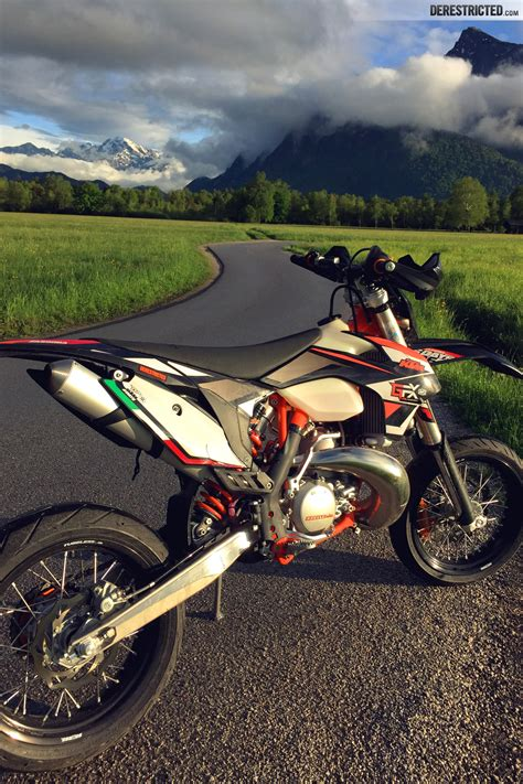 Ktm Supermoto 250 Ride Holysh1t Hahaha Supermoto Ktm 250exc No