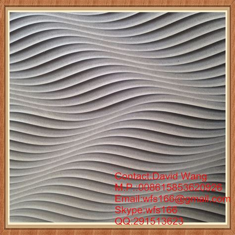 Papan Multiplek 18mm wall decoration 3d wave mdf board corrugated wall panel buy corrugated wall panel corrugated