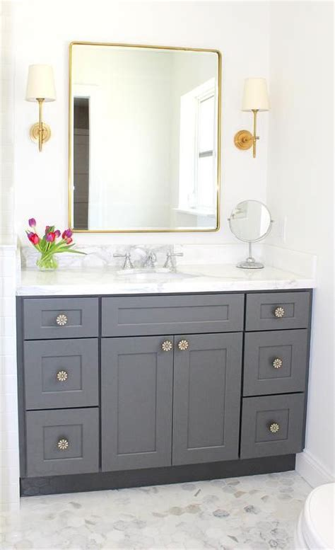 style bathroom cabinets 25 best ideas about gray vanity on grey