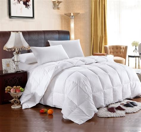down comforter king size white goose down comforter king size