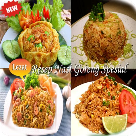 Sp Hijau Sp Spesial Hologram 59 resep nasi goreng spesial android apps on play