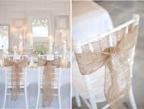 Wedding inspiration dress up those chairs