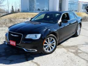 Chrysler All Wheel Drive Vehicles Chrysler 300 Touring All Wheel Drive 2016 In Orillia