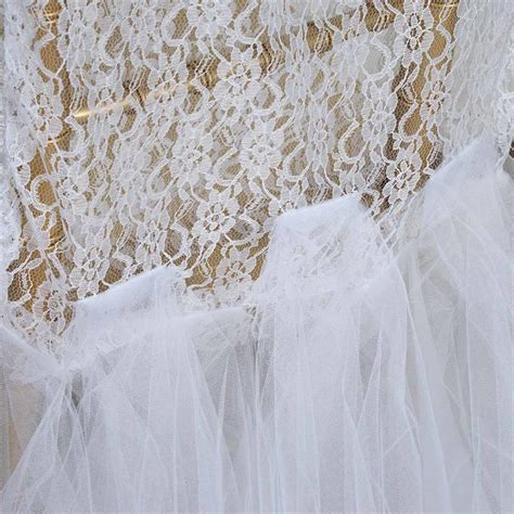 Supplier Tutu Bridal By Labelle Lace With Tulle Tutu Chair Cover Wedding Reception