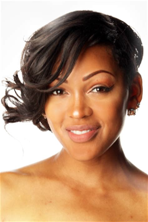 Megan Good Face Shape | the best bob for a diamond shaped face 14 best pixie
