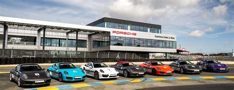 Porsche Center by Porsche Sport Driving School