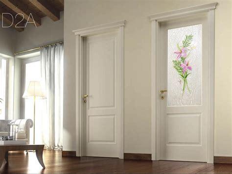 Immagini Porte Interne Con Vetro by Porte Con Vetrate Artistiche Classiche E Moderne A Disegno