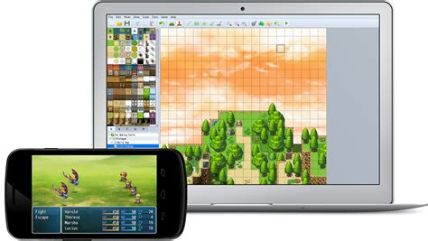rpg maker android rpg maker mv rpg maker mv html 5 rpg maker f 252 r android iphone macosx und windows