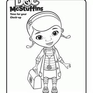 doc mcstuffin coloring pages doc mcstuffins coloring pages az coloring pages