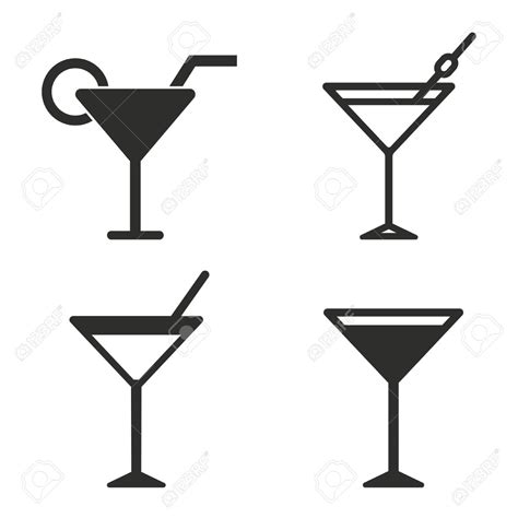 cocktail clipart black and white cocktail clipart black and white graphics