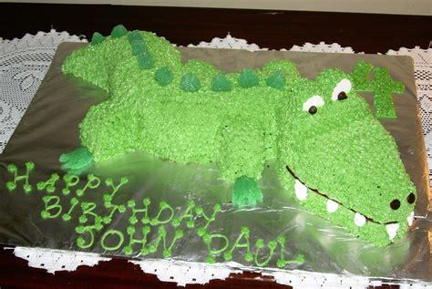alligator cakes decoration ideas  birthday cakes