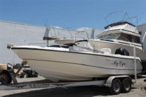 My Big Outrage by 2007 Boston Whaler 21 Outrage