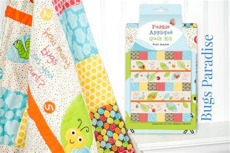 Applique Quilt Kits by Fusible Appliqu 233 Quilt Kits Fabric Editions