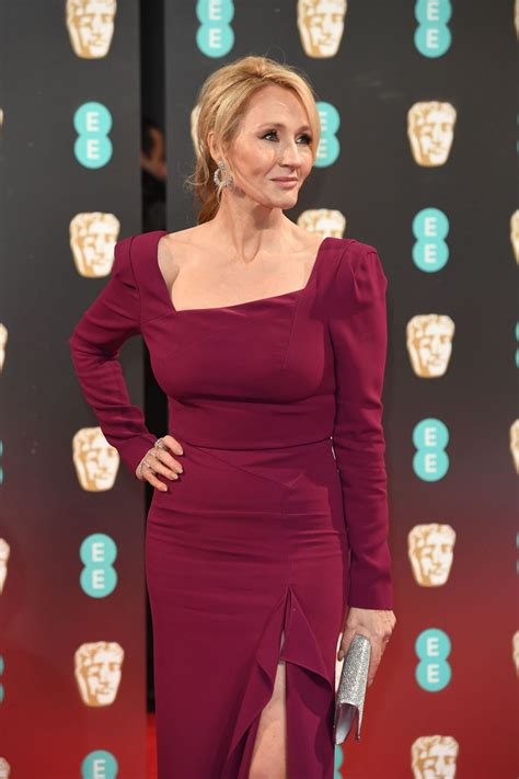 j k j k rowling at bafta 2017 awards in london 02 12 2017