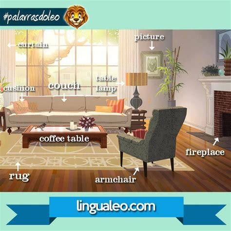 Living Room Vocabulary 11 Best Living Room Images On Learn