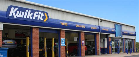 Garage Workshops pec case studies kwik fit properties