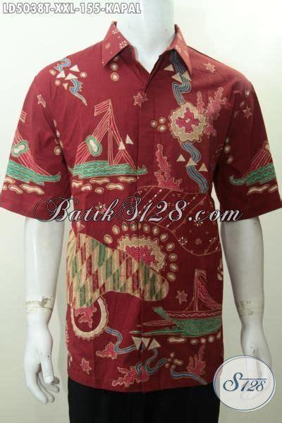 Hem Batik Tulis Katun Murah F10417014mrh Kemeja Batik Anak Ukur 3 baju hem batik tulis kwalitas bagus harga murah kemeja