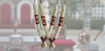 garlands for indian weddings flower shop choosing fragrance garlands that suit your weddings