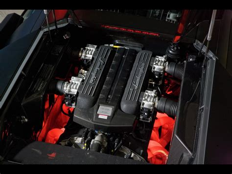 Motor Lamborghini New Cars Bikes Zenvo St1 Engine