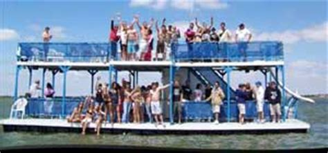 pontoon boat rental houston texas party boat rentals and rides
