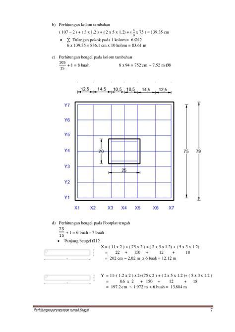 Karpetmi Ukuran 120 Cm X 1 Meter perhitungan rumah tinggal beton1