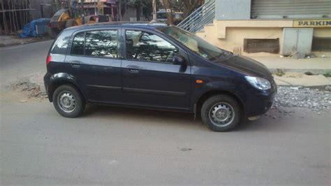 hyundai cars in bangalore with price used hyundai getz prime 1 1 gle in bangalore 2007 model