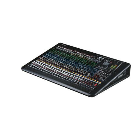 console mixer yamaha mgp24x mixing console whybuynew