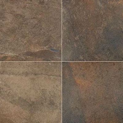 Daltile Slate Collection   Attache 24 x 24 Tile & Stone Colors