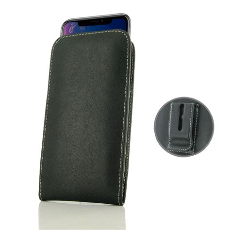 iphone xr pouch pdair handcrafted belt holsters sleeves