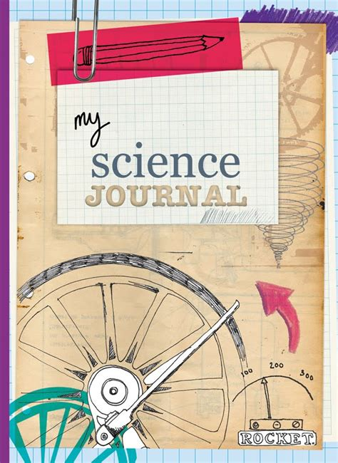 design scientific journal firecatcher my science journal illustrations