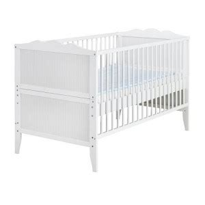review ikea hensvik baby crib and bed