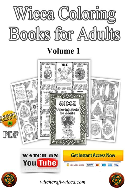 witch magical volume 1 books wicca digital books for instant