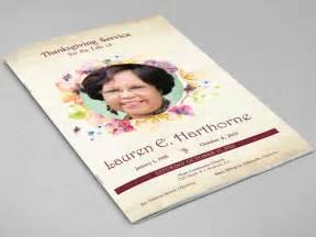 Watercolor Funeral Program Template Godserv Designs Sellfy Com Funeral Program Template Indesign