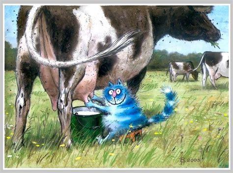 soobshchestvo illyustratorov illyustratsii rina  na lugu cats illustration cat art cat colors