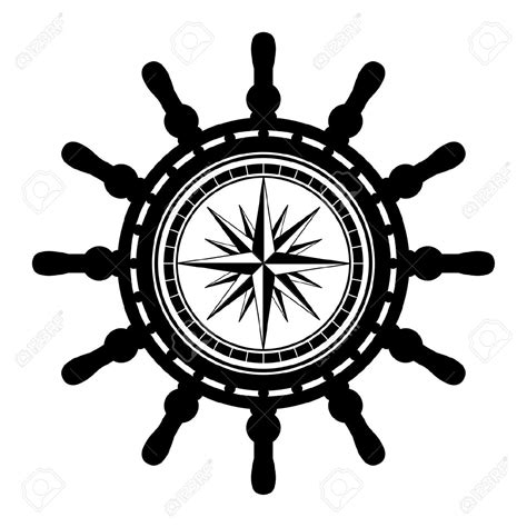 boat steering wheel drawing pirate ship steering wheel drawing www pixshark