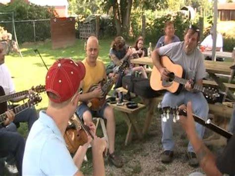 bands in the backyard the backyard bluegrass band video 8 youtube