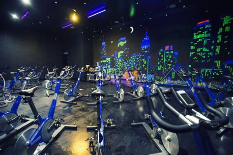 room spinning andy kenny fitness dublin city centre photos
