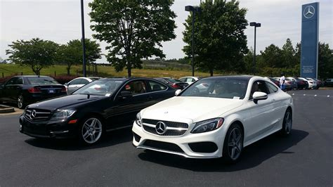 mercedes c250 coupe benzblogger 187 archiv 187 comparing the 2017 c300 coupe