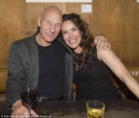 Country Dining Room by Patrick Stewart S Singer Wife Sunny Ozell Launches Her Debut Album Daily Mail Online