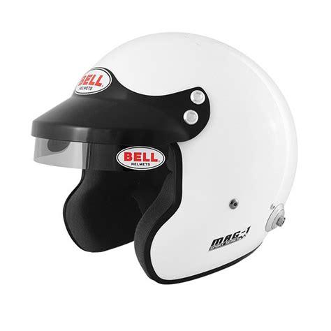 Auto Rally Helm by Bell Mag 1 Car Racing Helmet Helmade Motorsports Helmets